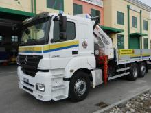Camion Protezione Civile Della Provincia Di Venezia