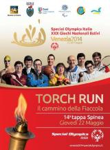 Torcia olimpica